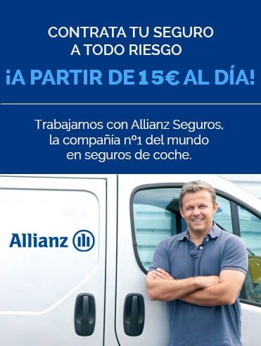 Alquiler de furgonetas baratas Jaén
