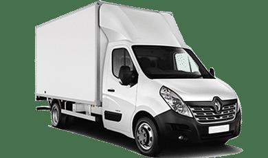 Furgoneta para mudanzas carrozado 20m³