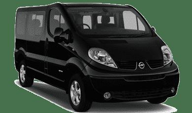 Alquiler furgonetas Pasajeros
