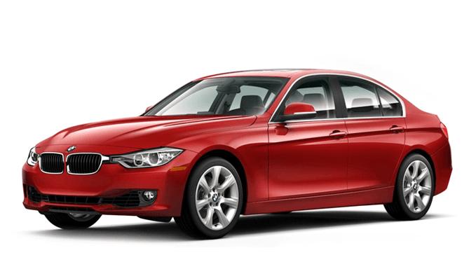 Alquiler coche lujo BMW serie 3