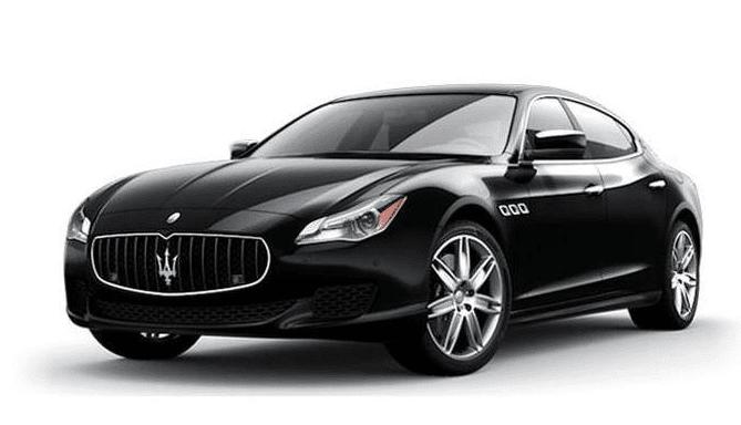 Alquiler coche lujo Maserati Ghibli