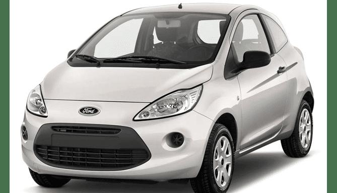 Alquiler coche económico Ford Ka