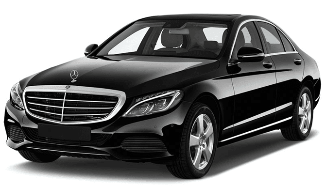 Alquiler coche lujo Mercedes Clase C