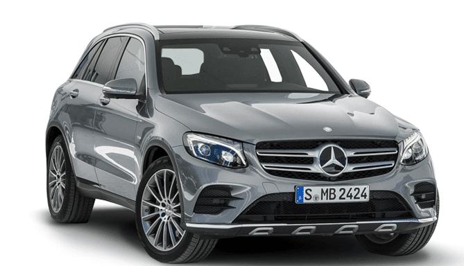 Alquiler coche Lujo Mercedes GLC