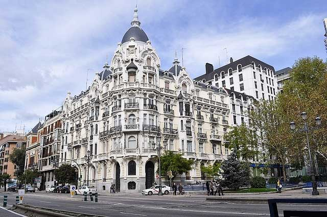 Madrid la ciudad más cara de España
