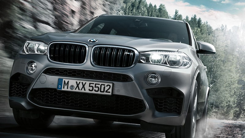 BMW X5 M Sport Pack Exterior Frontal