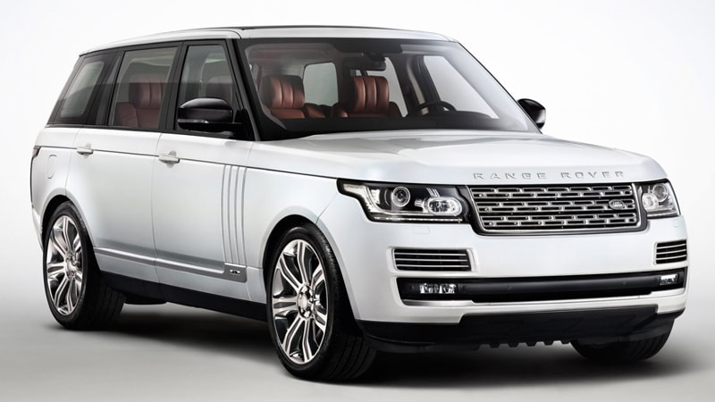 Range Rover Vogue Frontal